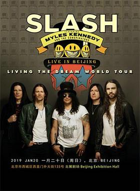 2019 Slash 置身梦境巡回演唱会