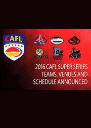 2016 CAFL 超级系列赛 上海站