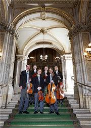 维也纳爱乐弦乐六重奏音乐会