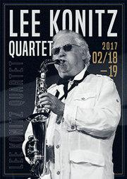 Blue Note Beijing -- Lee Konitz Quartet