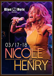 Blue Note Beijing Nicole Henry