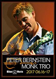 Blue Note PETER BERNSTEIN MONK TRIO