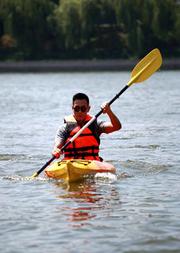 运河皮划艇体验