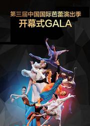 第三届中国国际芭蕾演出季 开幕式《GALA》