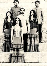 西班牙何苏斯・卡莫纳弗拉明戈舞团《义无反顾》