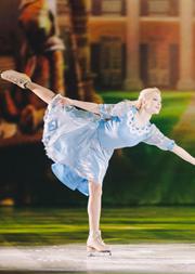 俄罗斯冰上音乐剧《爱丽丝冰游仙境》