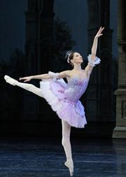 芭蕾舞剧《睡美人》—立陶宛国家歌剧芭蕾舞剧院