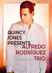 Blue Note Beijing Quincy Jones Presents ALFREDO RODRÍGUEZ TRIO