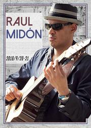Blue Note Beijing RAUL MIDÓN
