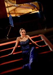 意大利钢琴家玛丽安吉拉·法卡特罗钢琴 独奏音乐会