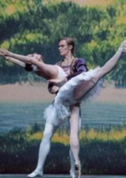 俄罗斯多媒体芭蕾舞剧《天鹅湖》