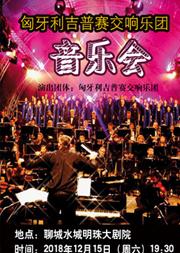《匈牙利吉普赛交响乐团音乐会》