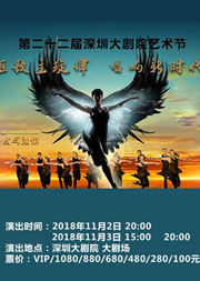 爱尔兰踢踏舞剧《大河之舞2舞起狂澜》-上海站