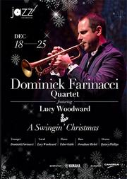 林肯爵士乐上海中心Dominick Farinacci Group week1