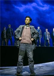 庆祝建国70周年戏剧展演:河南省话剧艺术中心《焦裕禄》