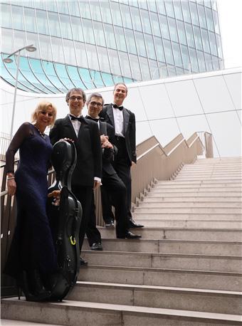 城市乐章 意大利维奥帝长笛四重奏音乐会 Viotti Quartet Concert