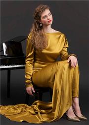 城市乐章 丹麦钢琴家伊丽莎白·尼尔森独奏音乐会