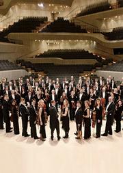 北德广播易北爱乐乐团与上海乐队学院联合音乐会