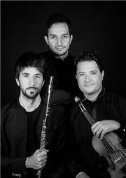 城市乐章 意大利大卫三重奏音乐会 Italian Trio David Concert