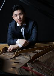当穆索尔斯基遇见肖邦 著名钢琴家NOGI NARIYA(鲍释贤)钢琴独奏音乐会