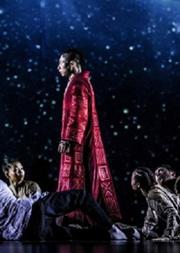 """""""亚彬和她的朋友们""""十年•九季丝绸之路系列—舞剧《一梦•如是》"""