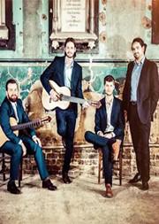 英国梅拉吉他四重奏音乐会