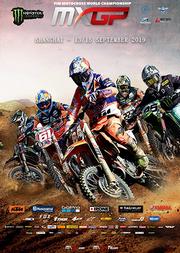2019 MXGP 国际越野摩托车锦标赛中国站