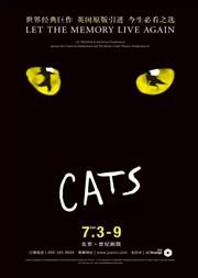 2020年世界经典原版音乐剧《猫》CATS -北京