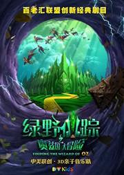 裸眼3D多媒体亲子音乐剧《绿野仙踪之奥兹国大冒险》
