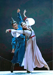 【广州】2020女性艺术节 舞剧《花木兰》